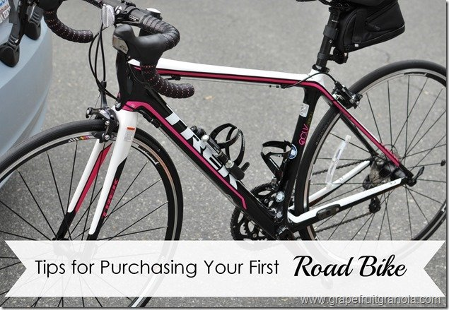 Tips for Purchasing Your First Road Bike