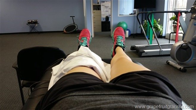 Physical Therapy Plica Surgery 4.2.15
