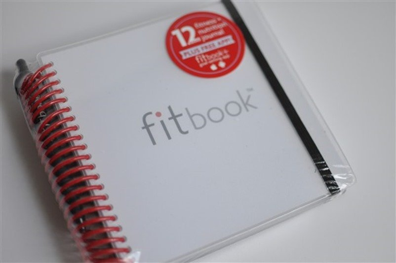 Fitbook Review and Giveaway