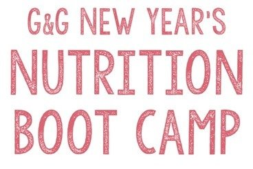 g&g nutrition boot camp header