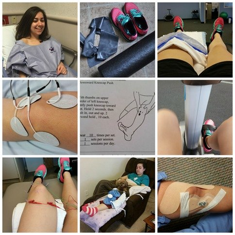 Physical Therapy Collage