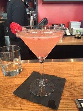 Cowfish Martini