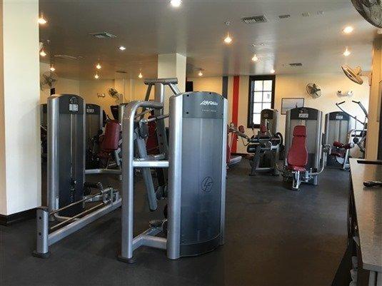 Gym 1 Scrub Island