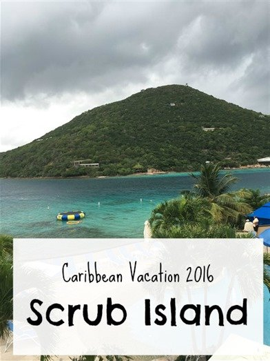 Scrub Island Vacation