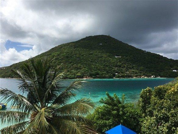 Scrub Island View