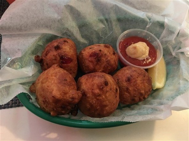 Woody's Conch Fritters