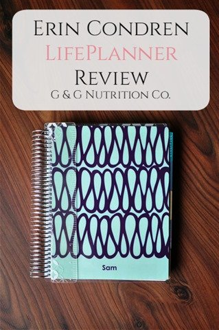 Erin Condren LifePlanner Review