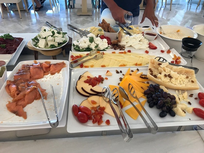 Mykonos Grand Breakfast Buffet 1