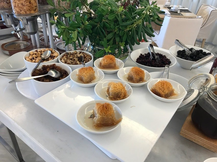 Mykonos Grand Breakfast Buffet 3