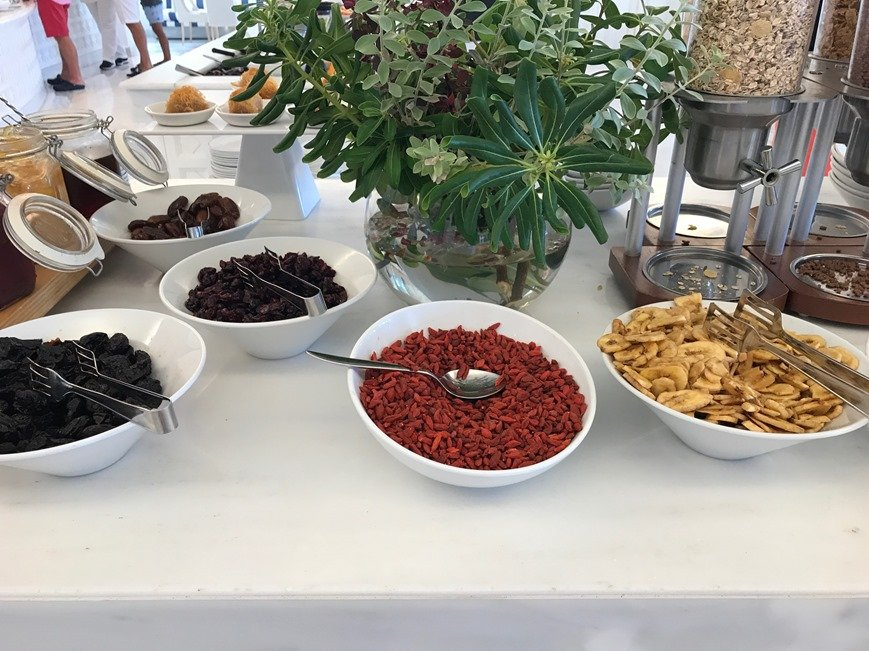 Mykonos Grand Breakfast Buffet 4